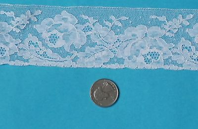 ~ New Doll Heirloom Sewing M Pullen Smocking French Rose Lace Edge Gorgeous ~