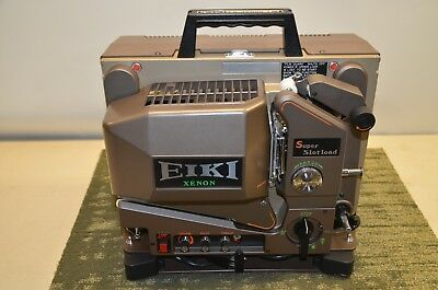 EIKI Xenon 16MM Projector, PSU