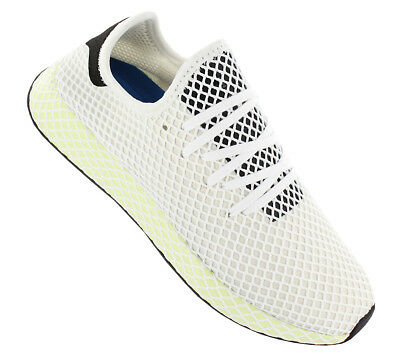 the latest 2f997 9b97e NEW adidas Originals Deerupt Runner CQ2629 Men Shoes Trainers Sneakers SALE