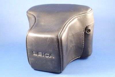 Leica R4, R4s.... 14569  Ever Ready Case - Black, Used