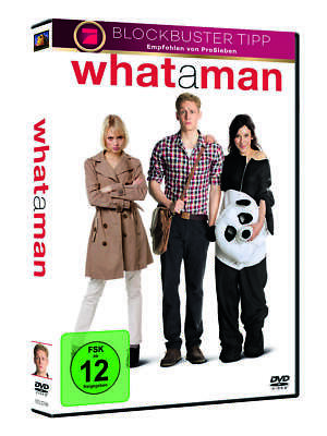 What a Man - DVD