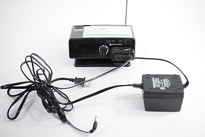 Motorola Minitor V A04KMS7238CC Pager w/ RLN5869C Charger