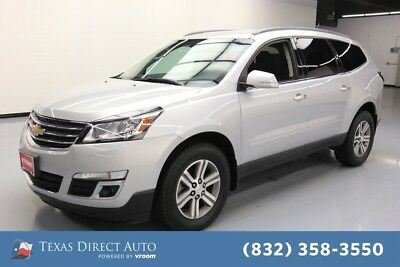 2015 Chevrolet Traverse LT Texas Direct Auto 2015 LT Used 3.6L V6 24V Automatic FWD SUV OnStar