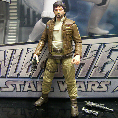 "STAR WARS the vintage collection CAPTAIN CASSIAN ANDOR 3.75"" Rogue One VC130"