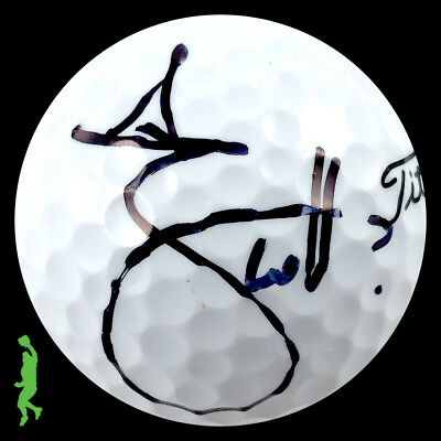 Adam Scott Autograph Signed Titleist Masters Golf Ball 2013 Pga Tour Beckett Coa