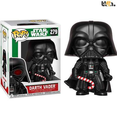 Figura Pop Star Wars Holiday Darth Vader