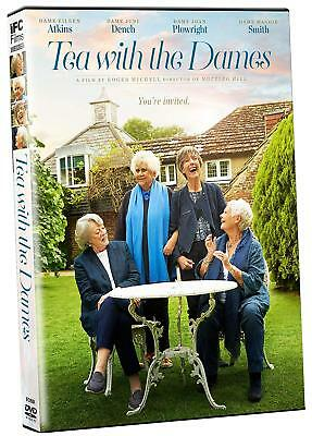 TEA WITH THE DAMES DVD - Like New