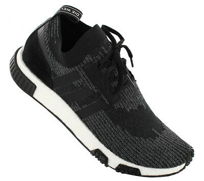 free shipping 3fa17 6d903 NEUF adidas NMD Racer PK Primeknit AQ0949 Hommes Baskets Chaussures Sneaker  SALE