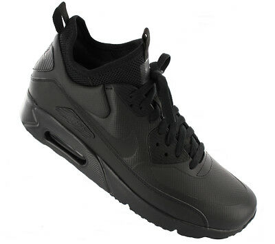 ec52d93165b NEUF Nike Air Max 90 Ultra Mid Winter 924458-004 Hommes Baskets Chaussures  Sneak