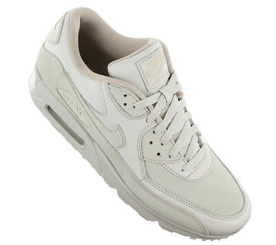 the latest 7fdcd b7c31 NEUF Nike Air Max 90 Premium 700155-013 Hommes Baskets Chaussures Sneaker  SALE