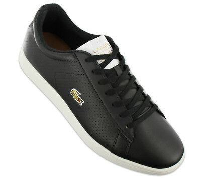 ec18dc8c0d NEUF Lacoste Carnaby Evo Leather 7-34SPM0002312 Hommes Baskets Chaussures  Sneake