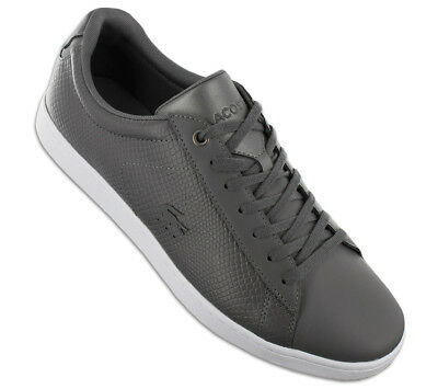 aea06a0352 NEUF Lacoste Carnaby Evo 417 2 SPM Leather 7-34SPM0043248 Hommes Baskets  Chaussu