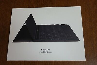 Apple Smart Keyboard for 10.5 inch iPad Pro BLACK MPTL2LL/A A1829