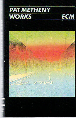 Mfd In Canada Dolby Contemporary Jazz Cassette Tape Pat Metheny : Works