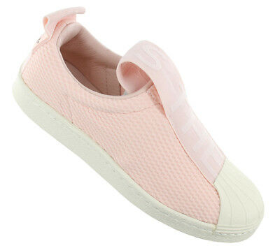 on sale 89045 24841 NUOVO adidas Originals Superstar BW Slip-On W BY9138 Donna Scarpe Sneaker  SALE