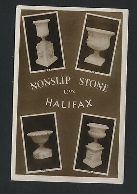 Advertising Card For Nonslip Stone Co.halifax.pub Dennis Lilywhite Date ?