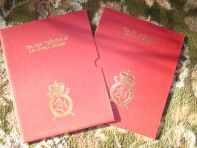 (Q2000)  Isle Of Man Post Office Stamp Year Book In Slipcase. 1991.