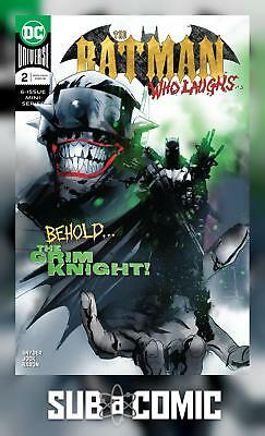 BATMAN WHO LAUGHS #2 (DC 2019 1st Print) COMIC