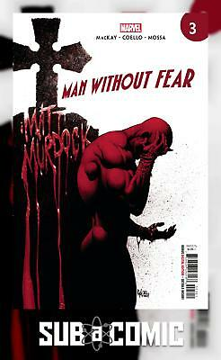 MAN WITHOUT FEAR #3 (MARVEL 2019 1st Print) COMIC