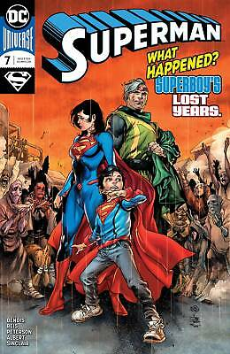 Superman #7 Costume debut DC Universe Comic 1st Print 2019 unread NM