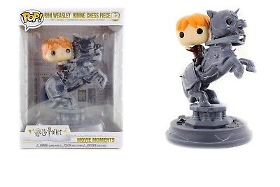 Funko Pop Movie Moments: Harry Potter™ - Ron Weasley™ Riding Chess Piece #35518
