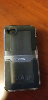 OtterBox for iPhone 4/4S Reflex Case with Screen protector ‑ Translucent Clear
