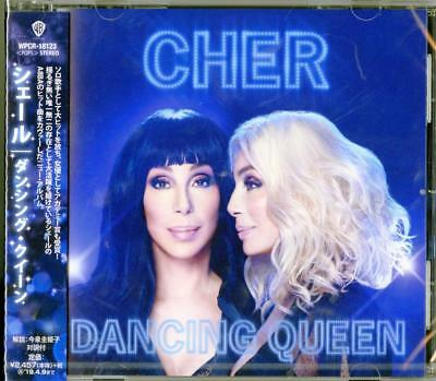 Cher-Dancing Queen-Japan Cd F45