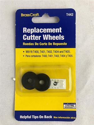 } BrassCraft Replacement Cutter Wheels T442 pipe cutters