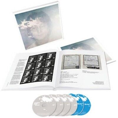 John Lennon - Imagine: The Ultimate Collection [4CD+2BluRay] (120-page book)