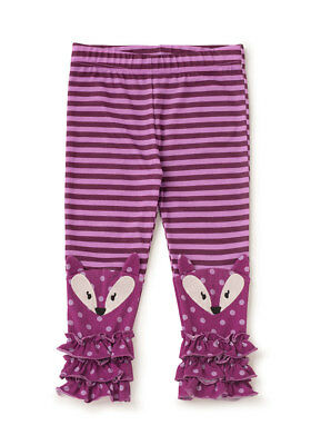 NWT Girls Matilda Jane Friendly Face Leggings Size 18 24 Months