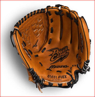 "Mizuno PROSPECT Power Close 11.5"" LEATHER Baseball GLOVE  Right Hand Thrower"