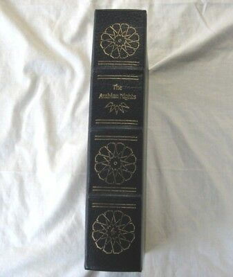 The Arabian Nights - Easton Press Collector's Edition (1981, Leatherbound)