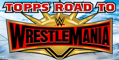 2019 Topps Road to WrestleMania WWE Autographs Base and Parallels Pick From List