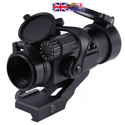 M2 Red/Green Dot Sight Scope Holographic Reflex 20mm Weaver Rail For Airsoft