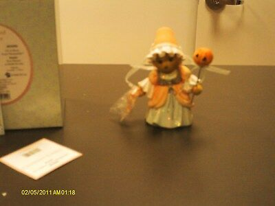 Cherished Teddies ` BONNIE  It's a Merry Scary Masquerade  2013
