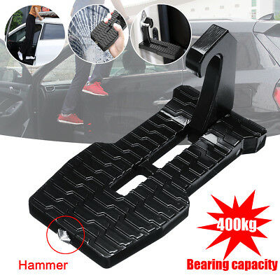 Vehicle Rooftops Step Easy Access to Car Roof Moki Doorstep for Trucks Jeeps SUV