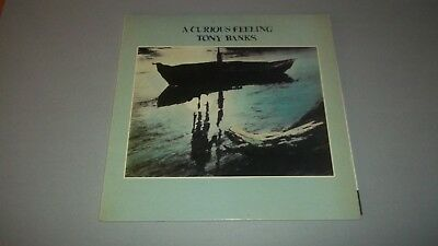 Tony Banks - A Curious Feeling - Lp - Made In Italy