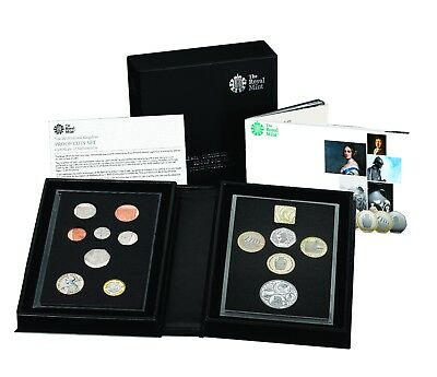 NEW The 2019 United Kingdom Proof Coin Set Royal Mint Limited Edition 10,000