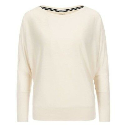 Super.Natural Kula Top Damen Merino T-Shirt weiß