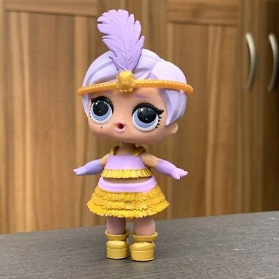 LOL Surprise Dolls Series 4 Under Wraps Eye Spy The Great Baby Rare 95% New UK