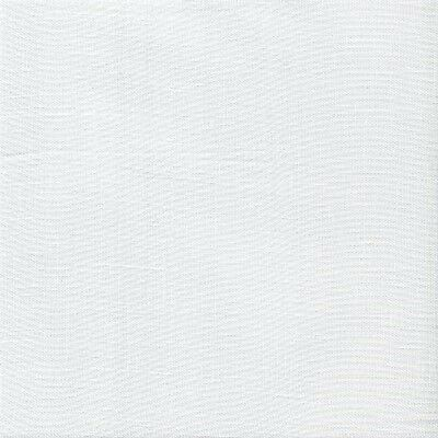 25 count Zweigart Lugana Evenweave Fabric Antique White size 50 x 64cms