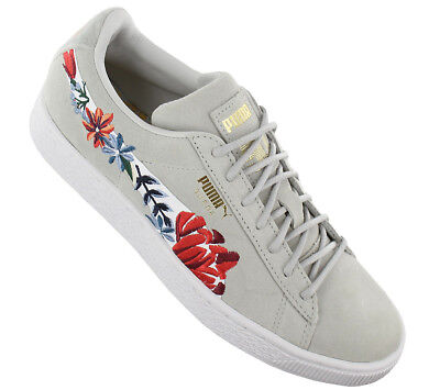 6ffa3ed98f86 NEW Puma Suede Hyper Embelished 366124-02 Women  s Shoes Trainers Sneakers  SALE