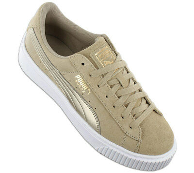 f6c332f31c9d NEW Puma Suede Platform Safari Wns 364594-01 Women  s Shoes Trainers  Sneakers