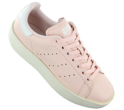 7462db54445 NEW adidas Originals Stan Smith Bold W BY2970 Women  s Shoes Trainers  Sneakers S