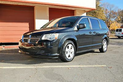 2013 Dodge Grand Caravan SE LOW MILEAGE 2013 MODEL SE PACKAGE DODGE GRAND CARAVAN....UNIT#U93W