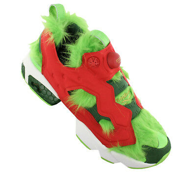 0c8c08438c0 NEW Reebok Instapump Fury CV Grinch BD4758 Men  s Shoes Trainers Sneakers  SALE