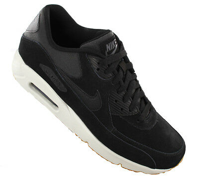 on sale 43541 36fab NEW Nike Air Max 90 Ultra 2.0 Leather LTR 924447-003 Men  s