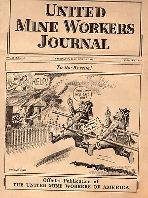 1935 United Mine Workers Journal