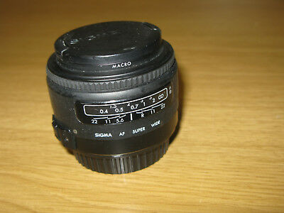 SIGMA SUPER-WIDE II  MACRO 24mm f/2.8  CANON EOS FIT (19)
