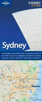 Sydney City Map (Lonely Planet Sydney City Map) | Buch | Zustand gut
